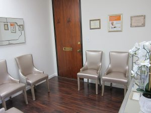 Lobby of Well With Nutrition